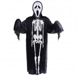 Aantrekkelijk geprijsd kostuum skelet inclusief mssker