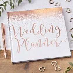 Weddingplanner Rose Gold