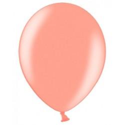 Ballonnen klein, 12 cm extra sterk voor helium of lucht per 10, 20, 50 of 100 stuks rose goud