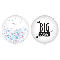 Ballonnen set Big Sister
