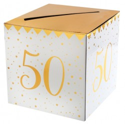 Moneybox Golden 50