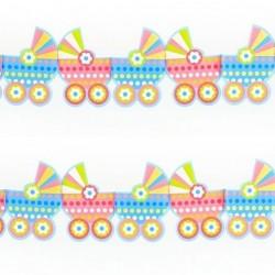 Happy Dots slinger kinderwagen