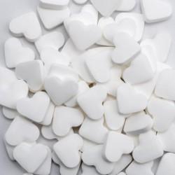 Hartvormige mini pepermuntjes per pond of per kilo