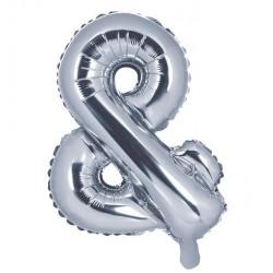 Folie ballon & zilver