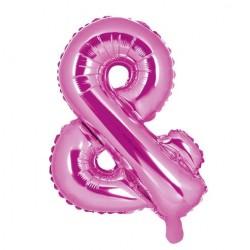 Folie ballon & roze