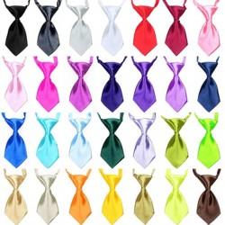 Honden stropdas in diverse kleuren