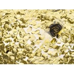 Confetti Push Pop goud