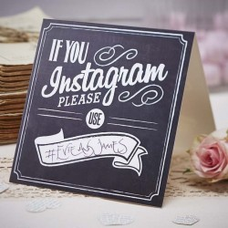 If you intagram kaarten