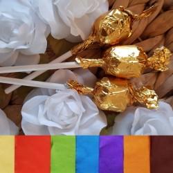 Diverse soorten snoep, verkrijgbaar in 10 kleuren