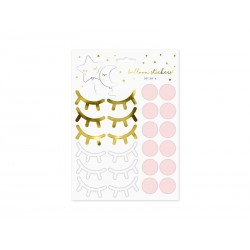 Party stickers Little Star 10-delige set