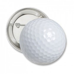 Button 'golfbal'