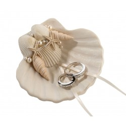 Ringen schaaltje Seashell
