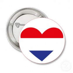 Button I love Holland
