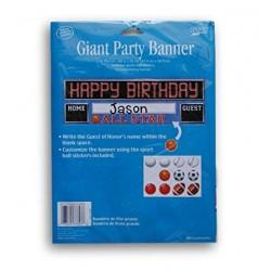 Giant Party banner Allstar