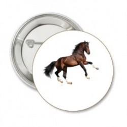 Button 'horse'