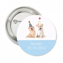 Button 'little dogs'