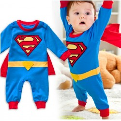 Baby set Superman