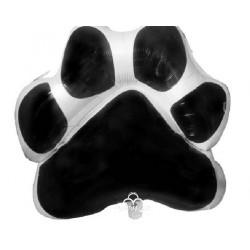 Folie ballon in de vorm van een honden poot