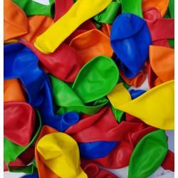 Aanbiedings zak met 50 gekleurde ballonnen