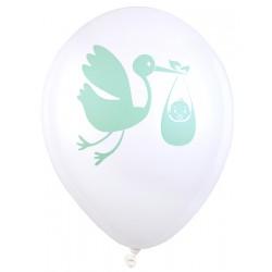 Ballonnen BéBé blauw