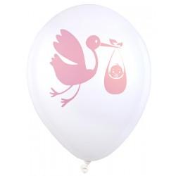 Ballonnen BéBé roze