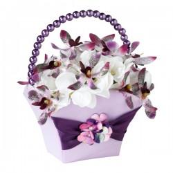 Strooimandje Purple Love