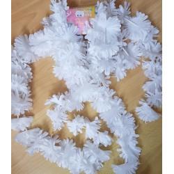 Bloemenslinger wit van 3 meter lang
