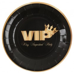 Bordjes VIP Gold Crown