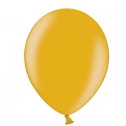 Ballonnen 30 cm extra sterk voor helium of lucht per 10, 20, 50 of 100 stuks metallic goud