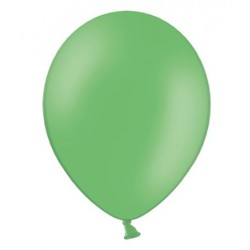 Ballonnen 30 cm extra sterk voor helium of lucht per 10, 20, 50 of 100 stuks metallic bottle green