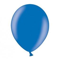Ballonnen 30 cm extra sterk voor helium of lucht per 10, 20, 50 of 100 stuks metallic blue