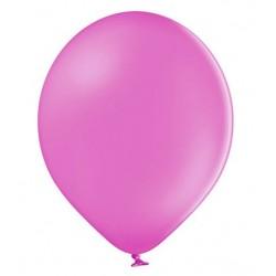 Ballonnen 23 cm pastel fuchsia extra sterk voor helium of lucht per 10, 20, 50 of 100 stuks