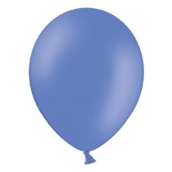 Ballonnen 23 cm ultra marine blauw extra sterk voor helium of lucht per 10, 20, 50 of 100 stuks