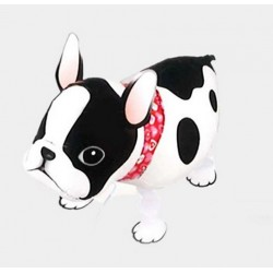 Ballon in de vorm van een bulldog