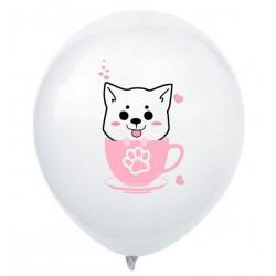 Little dog balloon