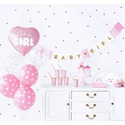 Complete Party decoratie Box It's a girl