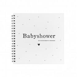 Babyshower Invulboek Lief Klein Wondertjes Onderweg