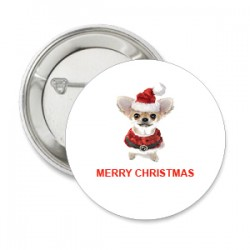 Button Merry Christmas 1