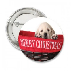 Button Merry Christmas 2
