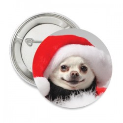 Button Merry Christmas 3
