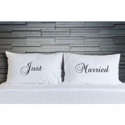 Kussenslopen set Just Married