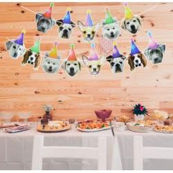 Banner Birthday Dogs