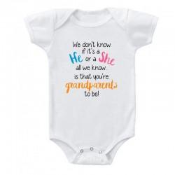 Rompertje We don't Know if it's a He or a She grandparents wit