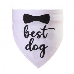 Honden bandana Best Dog