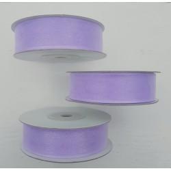 3 rollen chiffon lint licht lila