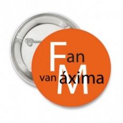 Button Fan van Máxima