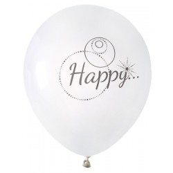 Ballon Happy wit