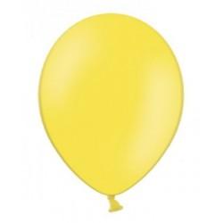 10 Ballonnen extra sterk pastel geel