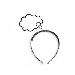 Beschrijfbare tiara Little Cloud