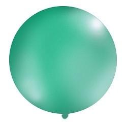 Reuze ballon met een doorsnede van 1 meter forrest green